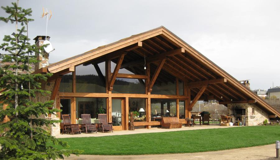 Casas Bioclimáticas y Ecológicas