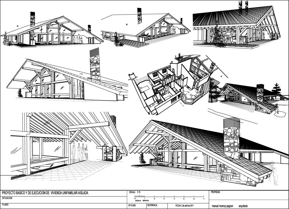Planos de Casas de Campo